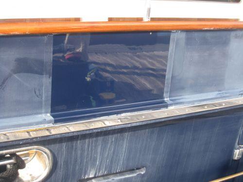Blue hull oxidation