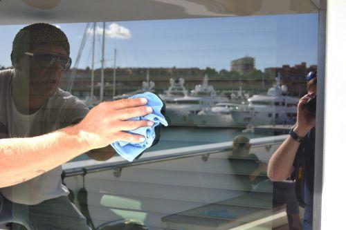 Glass Treatment