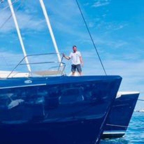 SY Hemisphere -  The World's Largest Catamaran