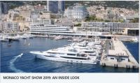 Great article about Monaco Yacht Show featuring our Director Michael Pass